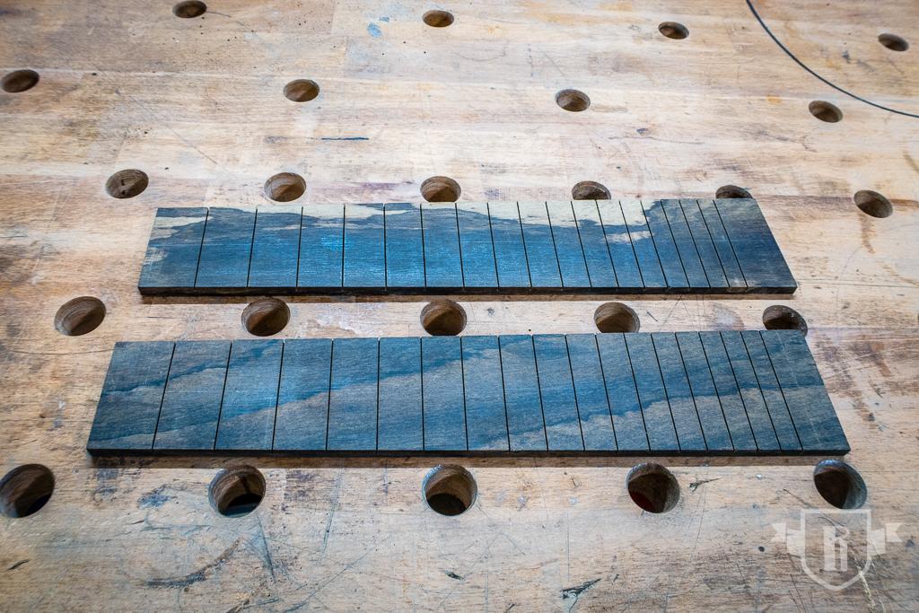 Bau einer Guitarlele: #18 Griffbrett anfertigen