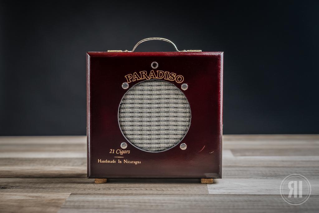Cigar Box Amp Paradiso