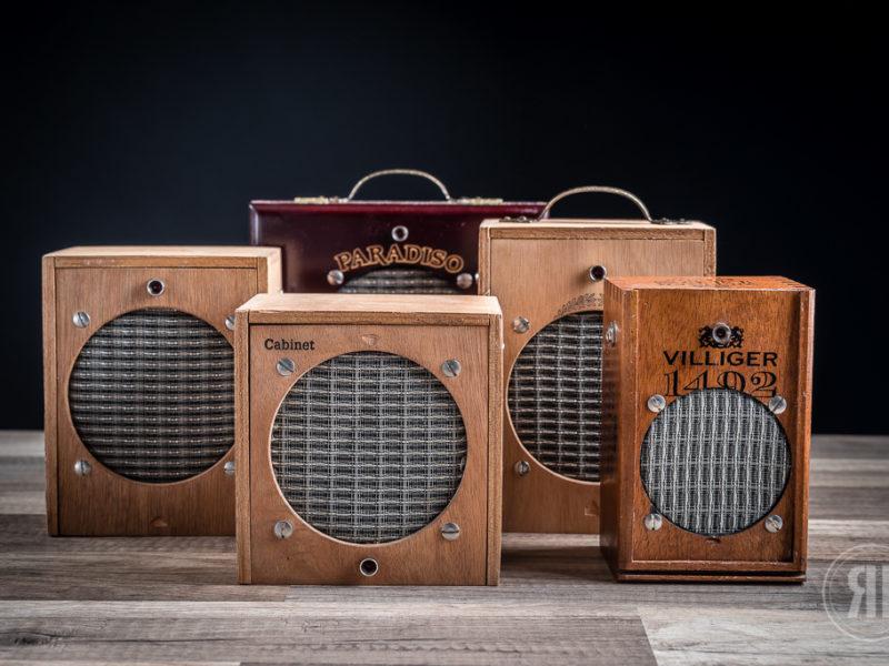 Cigar Box Amps