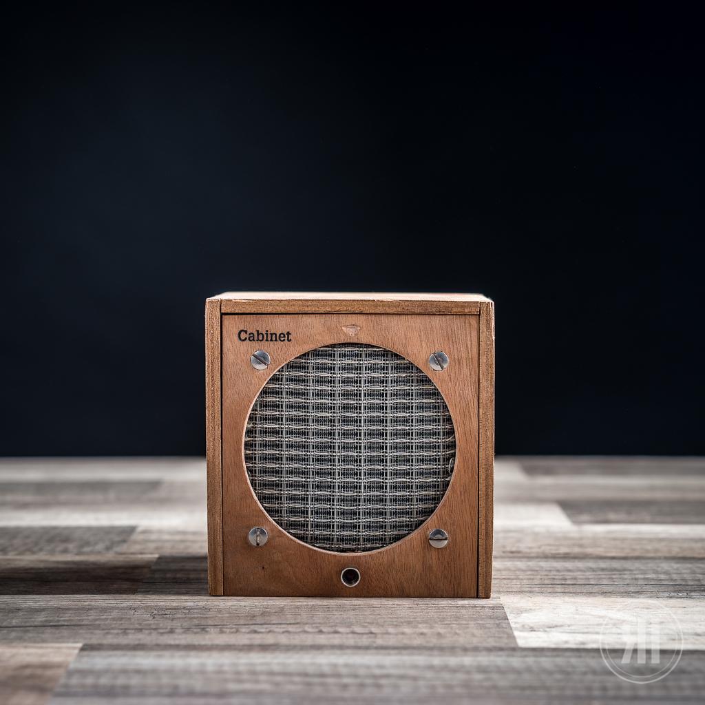 Cigar Box Amp Cabinet