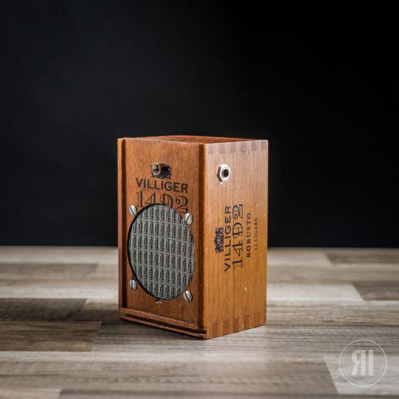 Cigar Box Amp Villiger