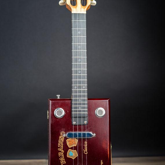 cigar box ukulele paradiso