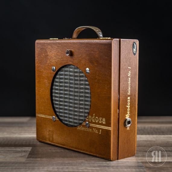 Cigar Box Amp Mendoza