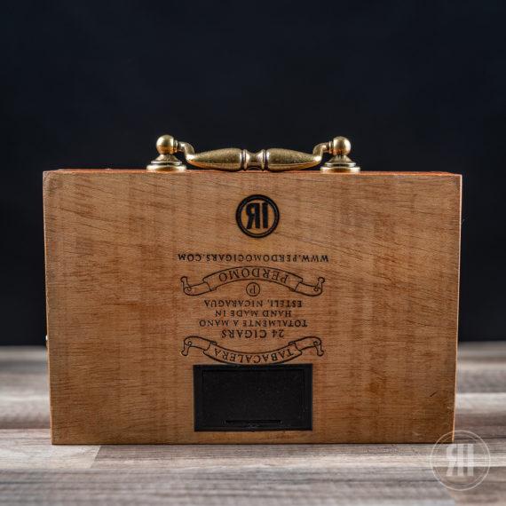 Cigar Box Amp Perdomo