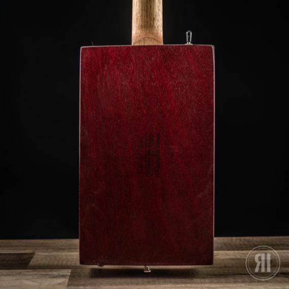 Cigar Box Ukulele Partagas Red