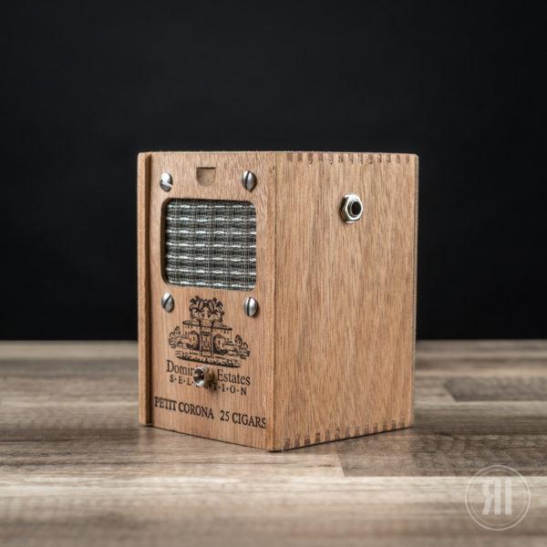 Cigar Box Amp Corona 1721 - 2