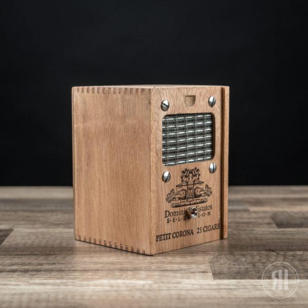 Cigar Box Amp Corona 1721 - 3