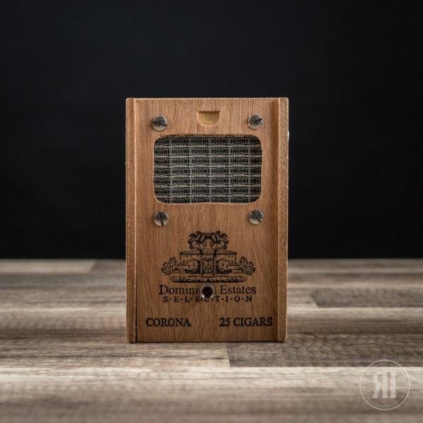 Cigar Box Amp Corona 1722 - 1